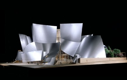 The Getty acquires Frank Gehry archive